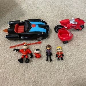 Incredibles Family Set